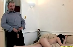 Mature Suppliant Receives A Cook jerking